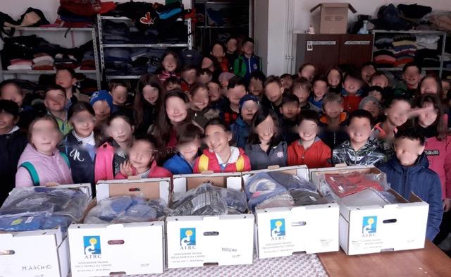 Da spreco a risorsa: gli alunni di Ciconia e il riuso degli abiti dimenticati a scuola