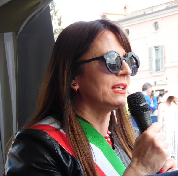 Premio UmbriaRoma 2019 all'ente Palio dei Colombi, dichiarazioni del sindaco di Amelia Pernazza