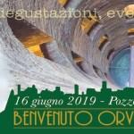 Benvenuto Orvieto DiVino, omaggio alle meraviglie di Orvieto. Grande kermesse al Pozzo di San Patrizio