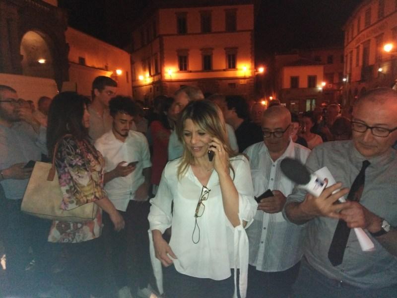 """E' Roberta Tardani il primo sindaco donna di Orvieto: """"Faremo una Orvieto migliore. Da domani subito al lavoro per ricostruire"""""""
