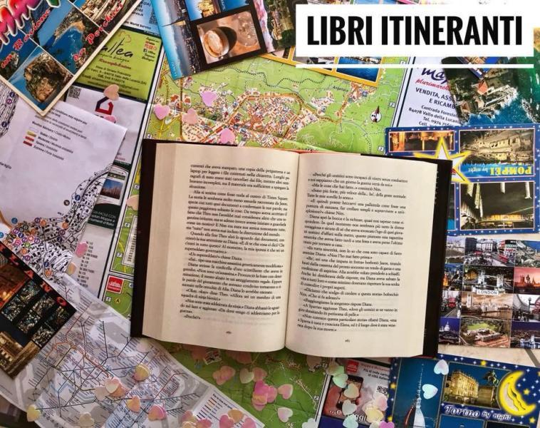 Libri Itineranti, l'iniziativa di due blogger per condividere emozioni e letture