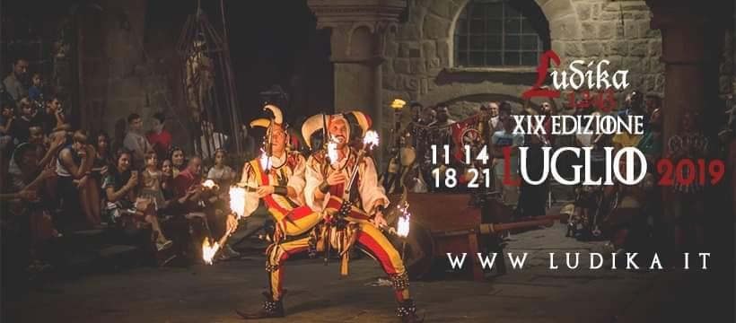 A Viterbo torna Ludika 1243, tra rievocazione medioevale e giochi tradizionali