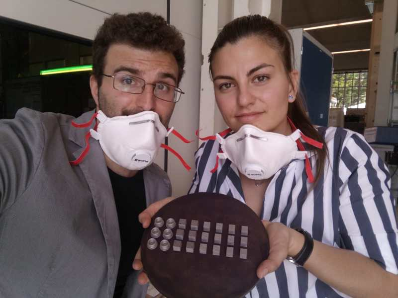 All'Unitus di Viterbo due studenti premiati per un progetto sulla fusione nucleare. Al via i test per Ingegneria