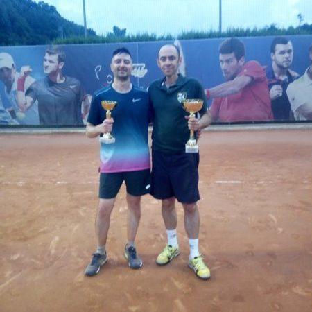 """Torneo di Tennis """"TPRA Amburgo"""": Clementucci batte 6-2 Guasconi"""