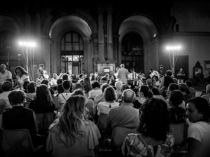 Grande successo estivo per il concerto in Piazza della Filarmonica Luigi Mancinelli