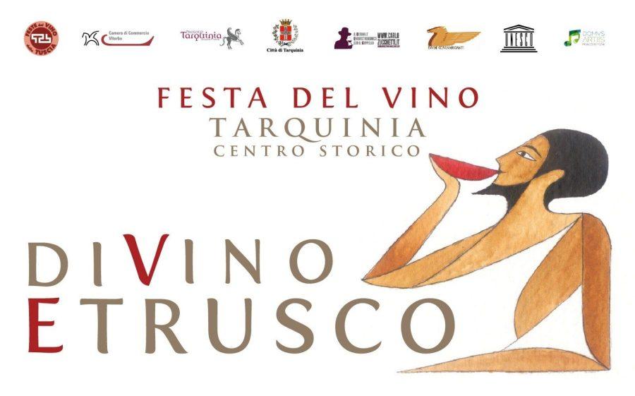 """Con DiVino Etrusco … anche """"DiVin Mangiando"""""""