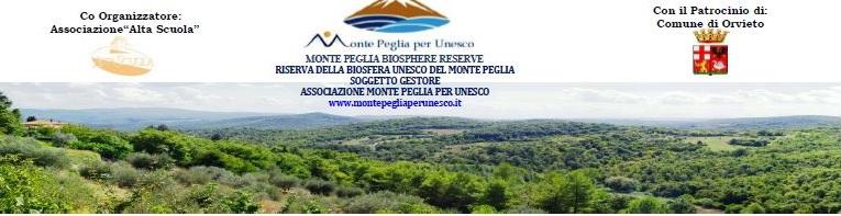 """Convegno """"La Riserva Mondiale della Biosfera Unesco del Monte Peglia e la sua governance innovativa Ponte di Sviluppo e di Coesione """""""