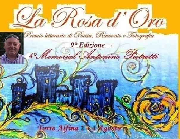 """""""La Rosa D'Oro"""", tutti gli eventi per la 9^ edizione a Torre Alfina"""