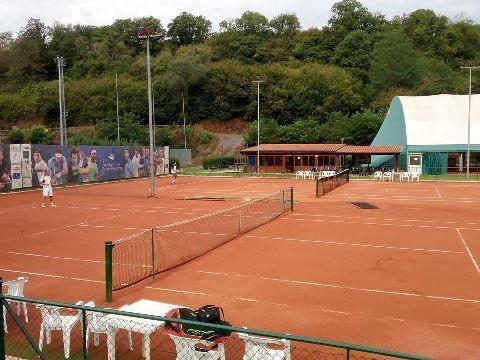 """""""Waterloo aquesiana"""" alla vigilia nel Torneo Nazionale Open di Tennis"""