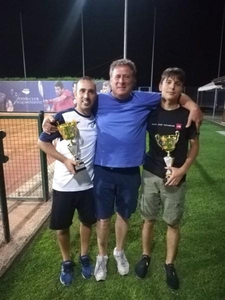 Torneo Nazionale Open di Tennis Acquapendente 2019, vince Alessandro La Cognata