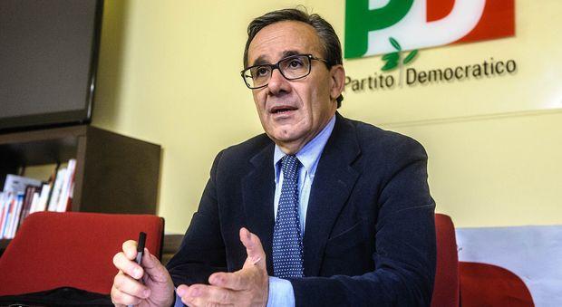 """Walter Verini a tutto campo: """"Basta iniziative virtuali, occorre pacificare il Pd a Orvieto"""""""
