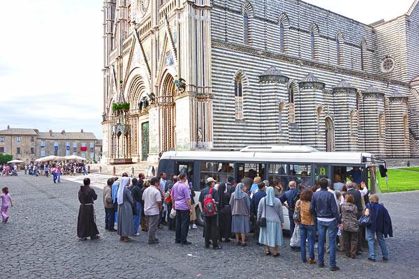 Trasporto Pubblico Locale: le modifiche apportate al servizio feriale delle linee urbane e alla linea E650 Orvieto-Sugano