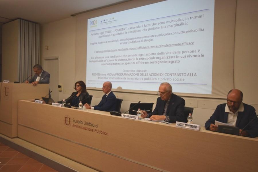 """Piano regionale per il contrasto alla povertà, Paparelli: """"Va rafforzata nel quadro di un welfare sempre più attivo"""""""