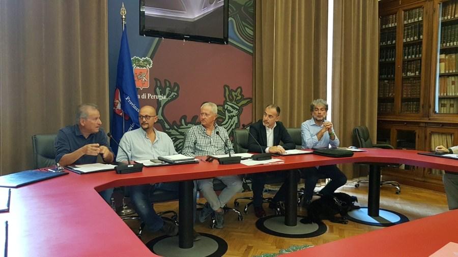 """Nasce la coalizione """"Umbria Civica, Verde, Sociale"""""""
