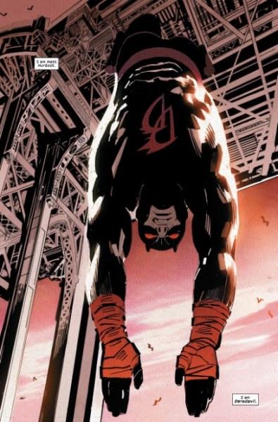 Daredevil il nuovo inizio: Garney vs Checchetto