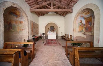 Nell'antico borgo di Pornello è tutto pronto per la Festa della Madonna del Piano