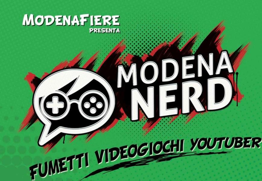 Modena Nerd per fare il pieno di #comics