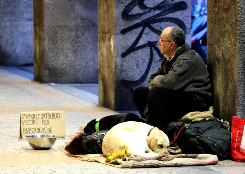 """Arriva sulla Rupe l'iniziativa solidale """"Un pasto al giorno"""" tra cibo, solidarietà e """"sharing humanity"""""""