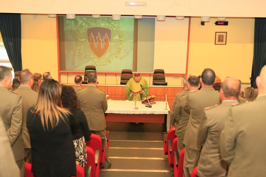 Raduno ex allievi LXVII° Corso alla Caserma Saloni di Viterbo