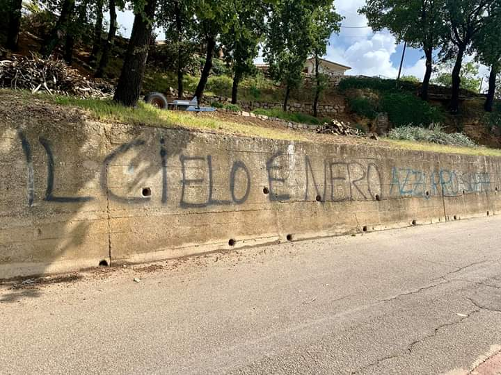 """Montecchio, la lezione civica del sindaco Gori ad un ignoto vandalo: """"Si presenti in Comune e non partirà la denuncia"""""""