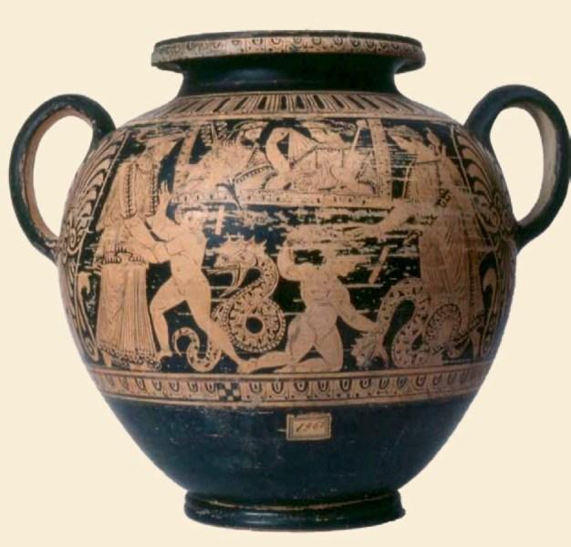 """Apertura straordinaria al Museo Archeologico Nazionale: """"I vasi dipinti da Settecamini"""""""