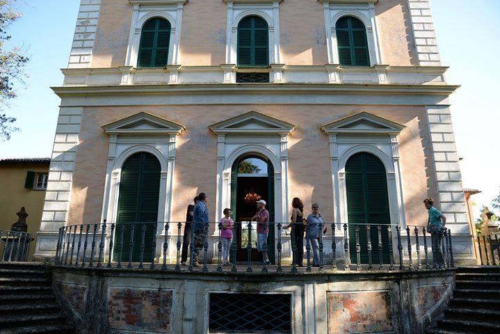Villa Paolina, si consolida il rapporto tra Associazione Acqua e Iret-Cnr per eventi e visite guidate
