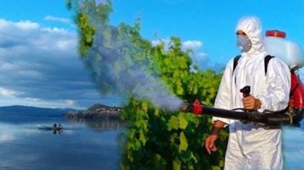 """""""Salviamo il nostro territorio dal pericolo dei fitofarmaci erbicidi e pesticidi"""""""