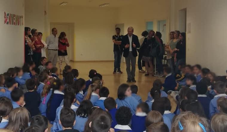 Plastic Free, il Comune di Fabro distribuisce borracce di alluminio nelle scuole