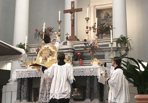 Nella solennità di Cristo Re, messa e indulgenza plenaria ai Servi