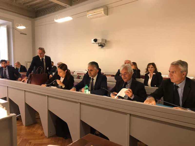 Geografia giudiziaria, ricevuto a Roma il Comitato per la riapertura dei tribunali soppressi