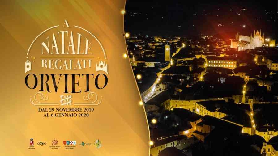 """A Natale regalati Orvieto"""