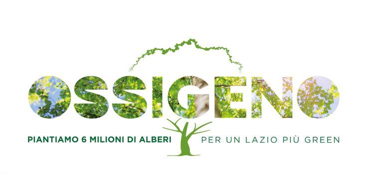 """Progetto """"Ossigeno"""" per un Lazio sempre più green. Giornate dell'albero ad Acquapendente"""