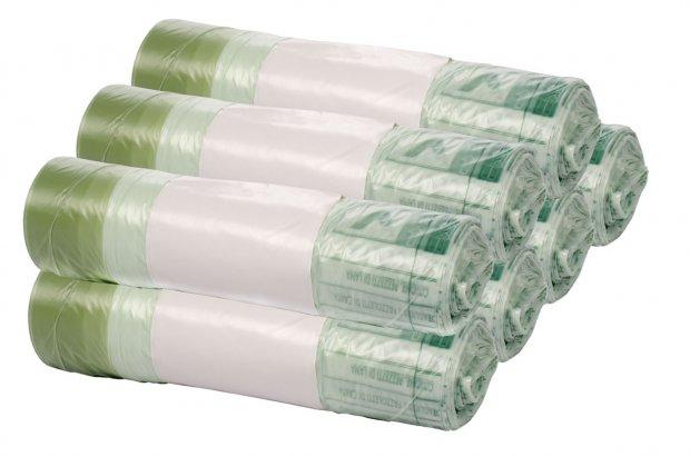 Riprende la consegna dei sacchetti biocompostabili per l'organico
