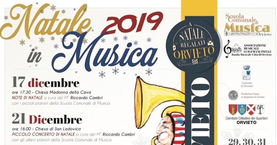 Natale 2019 in Musica