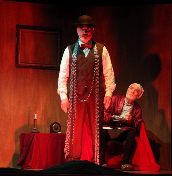 A Natale con i fantasmi con il Teatro Null a Bagnoregio