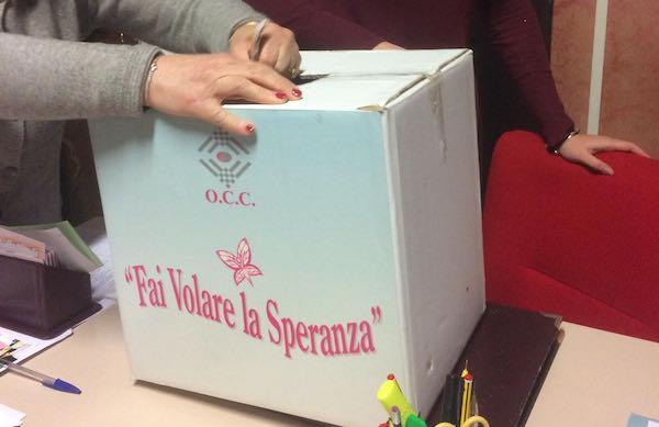 Orvieto Contro il Cancro, biglietti estratti della Lotteria 2019