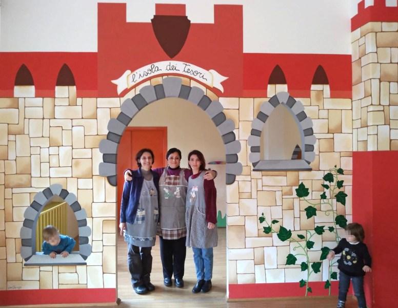 """Ad Orvieto scalo c'è un posto speciale dove far crescere i propri bambini: è la magia de """"L'Isola dei Tesori"""""""