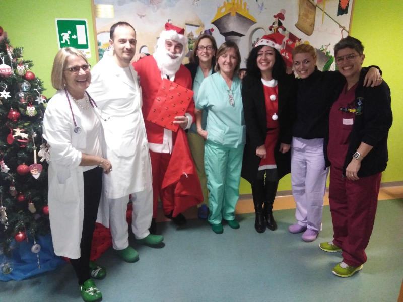 Il Lions Club di Orvieto dona un saturimetro alla pediatria del Santa Maria della Stella
