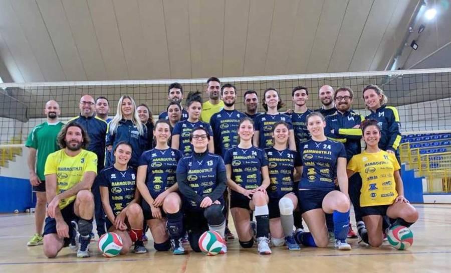 Ecco i risultati della 4A giornata Campionato Amatoriale misto Etruscan Volley Legaue
