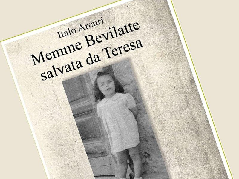 Memme Bevilatte salvata da Teresa, monologo per il Giorno della Memoria a Palazzo dei Sette