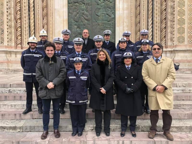 Polizia Municipale sotto organico a Orvieto, nel 2020 due nuove assunzioni. Presto il bando