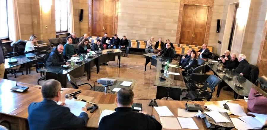 Provincia, approvata da Consiglio e assemblea dei sindaci modifica statuto ente per reclutamento dirigenti