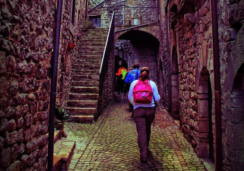 L'altra Via Francigena, presentato il Cammino dei Borghi silenti: ottantasei chilometri a piedi alla scoperta del territorio