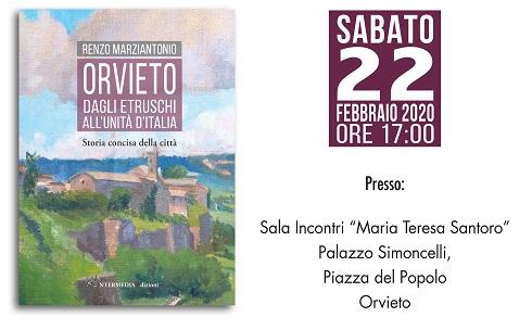 In un solo libro tutta la storia di Orvieto