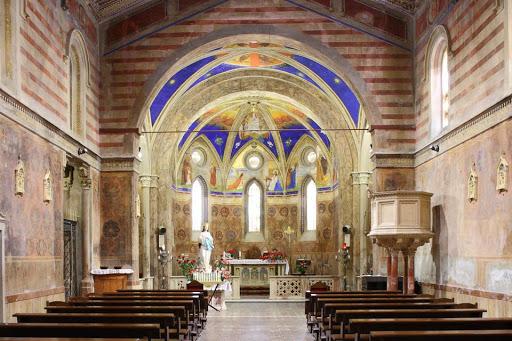 Pietre Vive, visita alle chiese di Sant'Ansano e San Michele