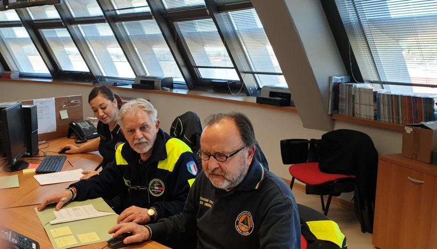 Consulta del Volontariato di protezione civile, oltre 150 volontari impegnati nell'emergenza Coronavirus in Umbria