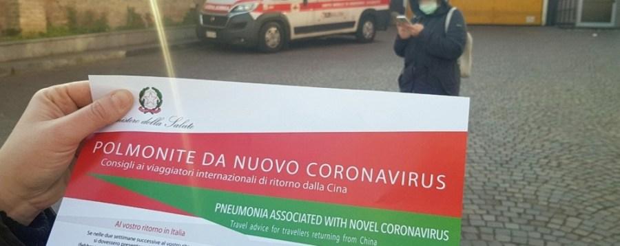 Coronavirus: riunita nella sede della protezione civile di Foligno la task force regionale