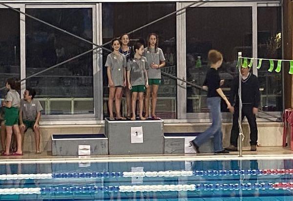 Orvieto Nuoto 2.0, ottima performance per i ragazzi che si sono piazzati nella parte alta della classifica