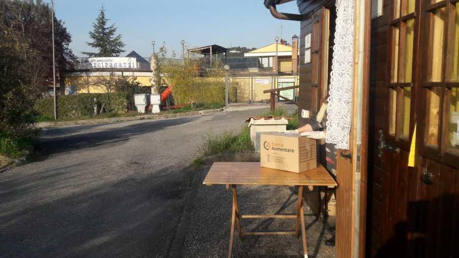 """Cresce l'emergenza alimentare, ad Amelia il progetto """"Comunità solidale"""" di Arciragazzi Casa del Sole"""