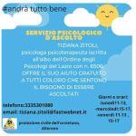 La protezione civile dell'Orvietano avvia il servizio psicologico di ascolto